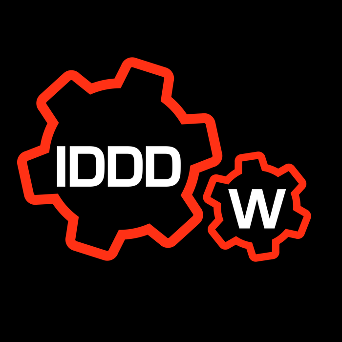 IDDD Workshop logo