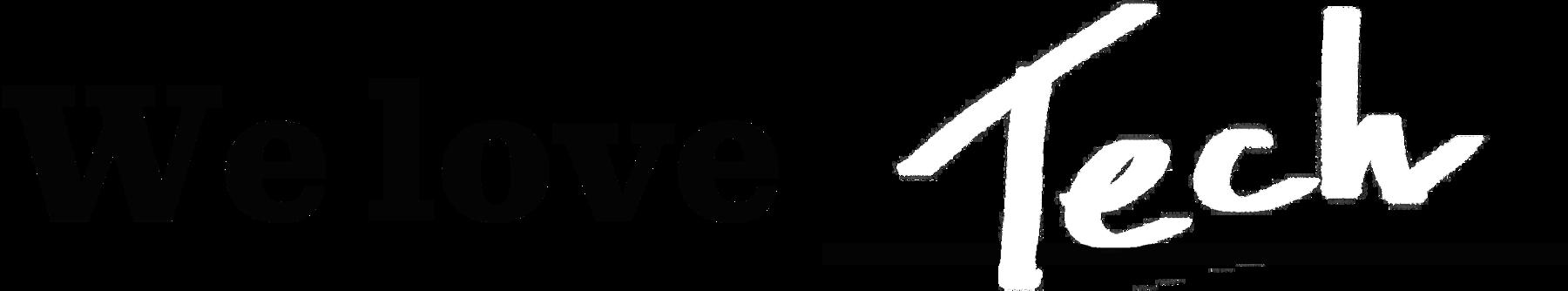We love Tech logo