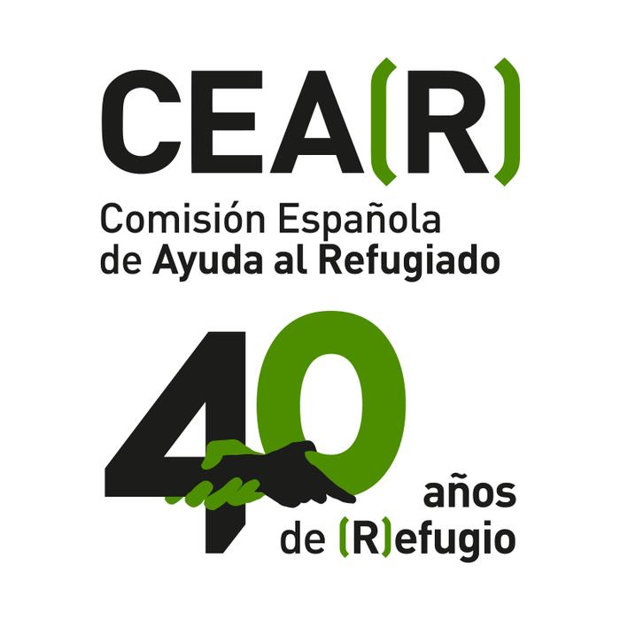 Comisión Española de Ayuda al Refugiado (CEAR) logo
