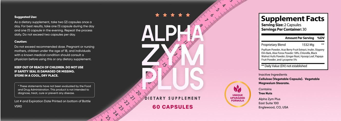 AlphaZym Plus