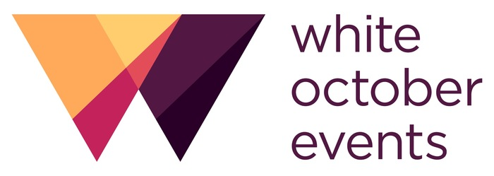 White October Events logo