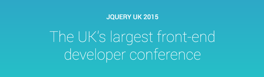 jQuery UK 2015