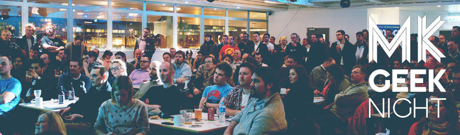 MK Geek Night #13 – June 11th, 2015