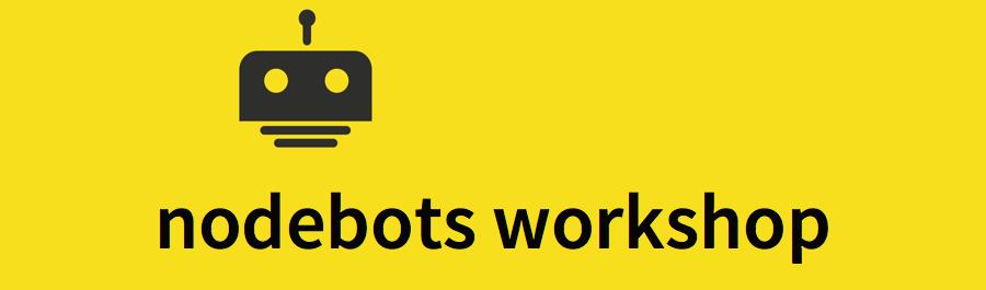 #1 Berlin Nodebots Workshop