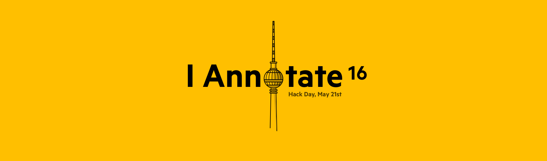 I Annotate 2016 Hack Day