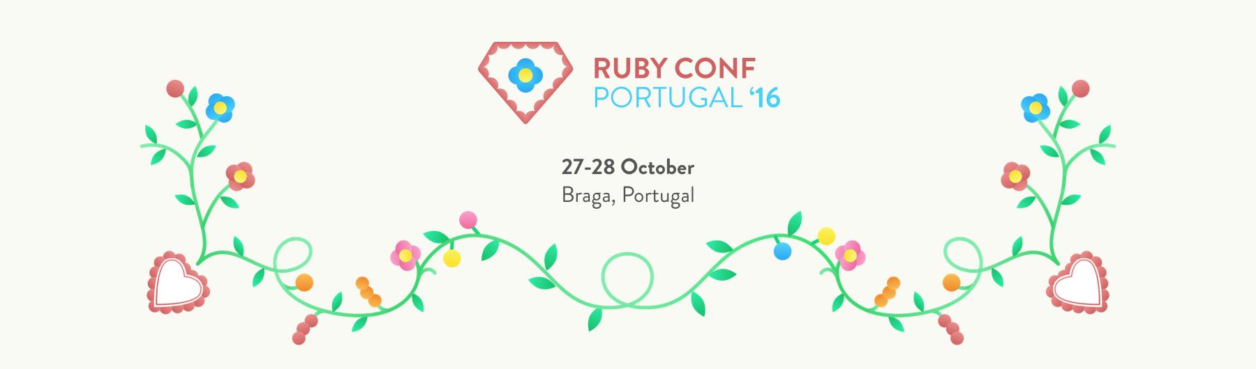 RubyConf Portugal 2016