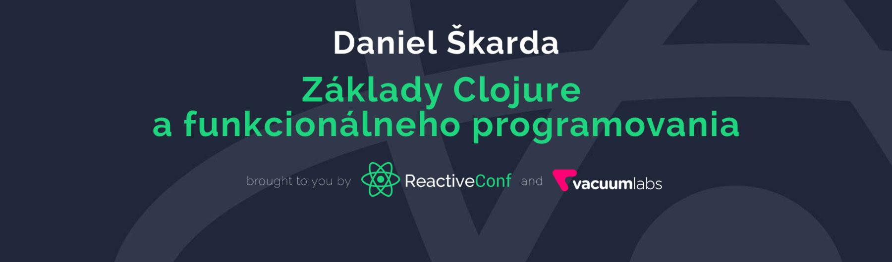 Reactive Bratislava Meetup 2016 #3