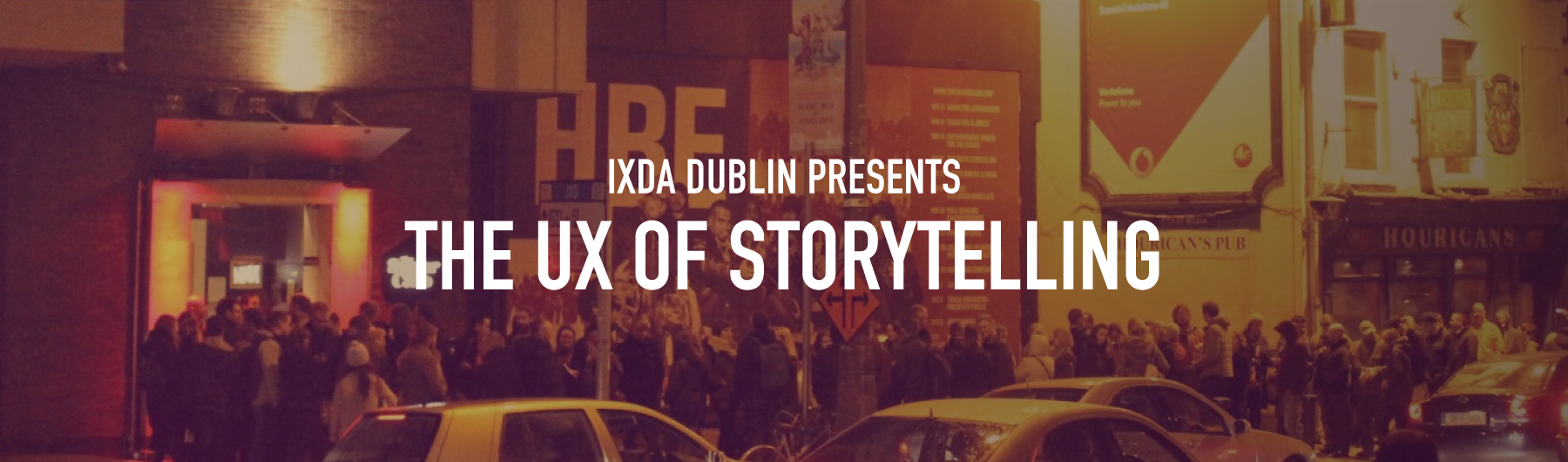 The UX of Storytelling