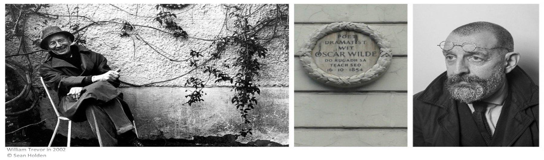 """""""William Trevor: A Huge Alas"""" - Trinity Oscar Wilde Centre Public Lecture"""