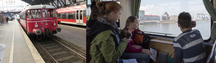 Schienenbusfahrt am Sonntag, 23. Juli 2017 (13.40 - 16.30 Uhr)