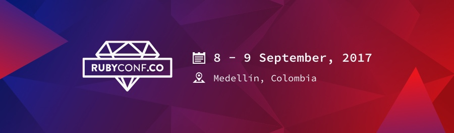 RubyConf Colombia 2017