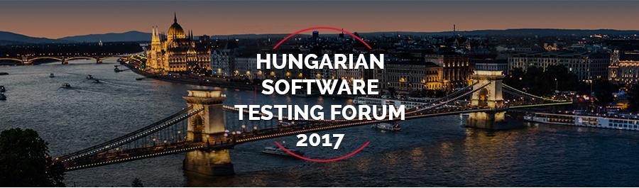Hungarian Software Testing Forum 2017