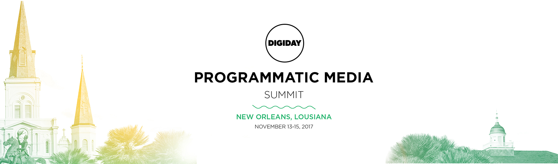 Digiday Programmatic Media Summit November 2017