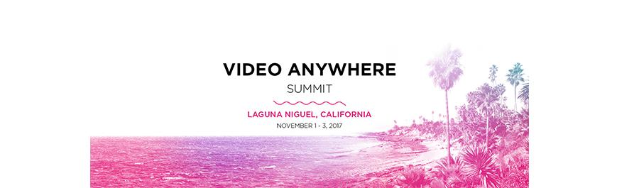 Digiday Video Anywhere Summit November 2017
