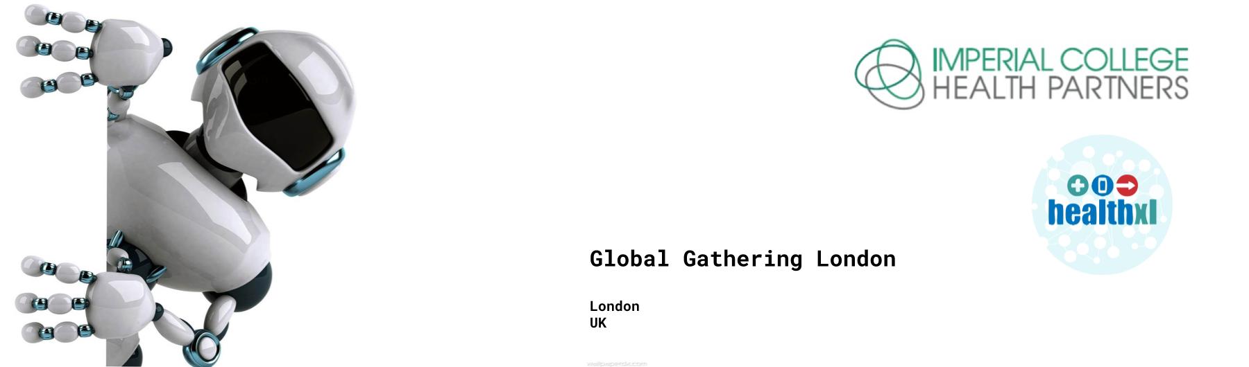 HealthXL Global Gathering in London