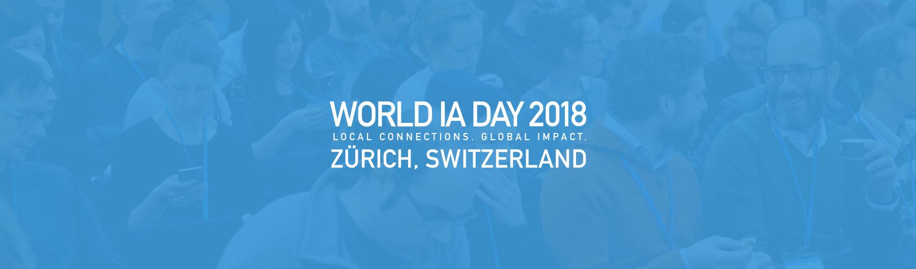 WIAD Zürich 2018