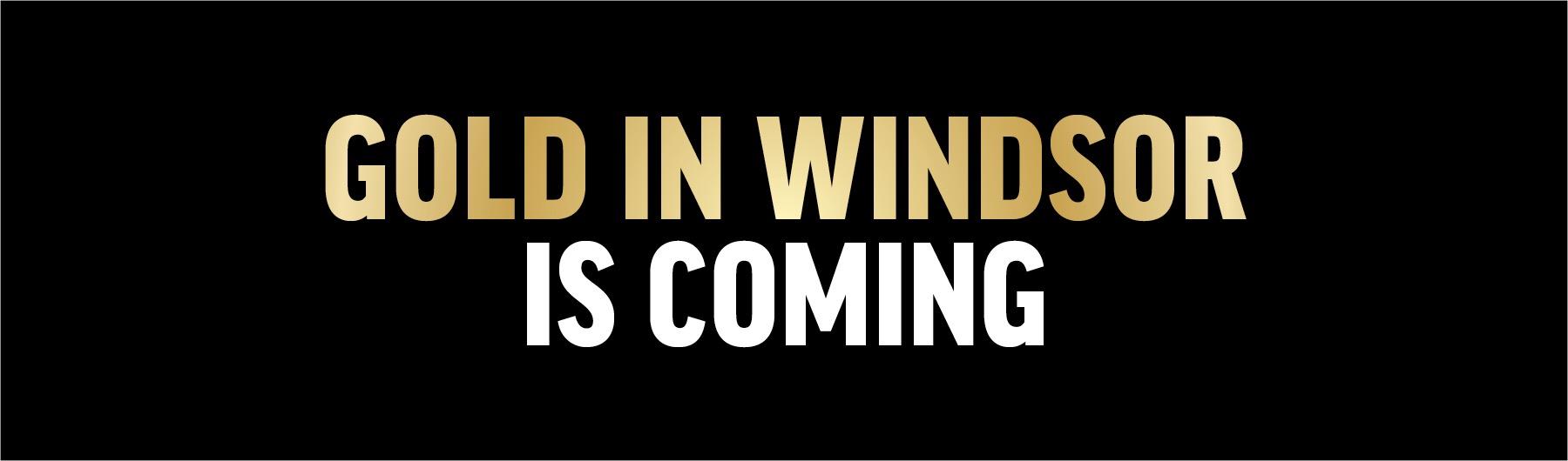 Start it. Spin it. Crank it. Kick it. Celebrate the moment. Miller Genuine Draft Presents Gold In Windsor.