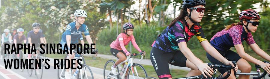 Rapha Singapore Women's Ride | Sun 24th September