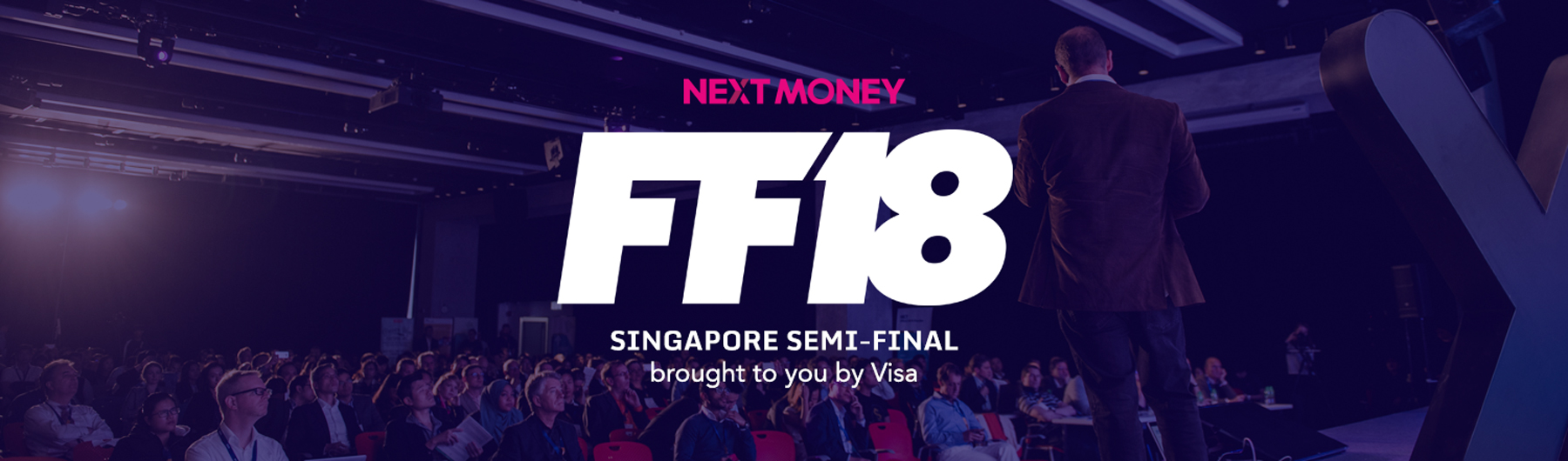 FF18 Singapore Semi-Final Fintech Pitch Competition
