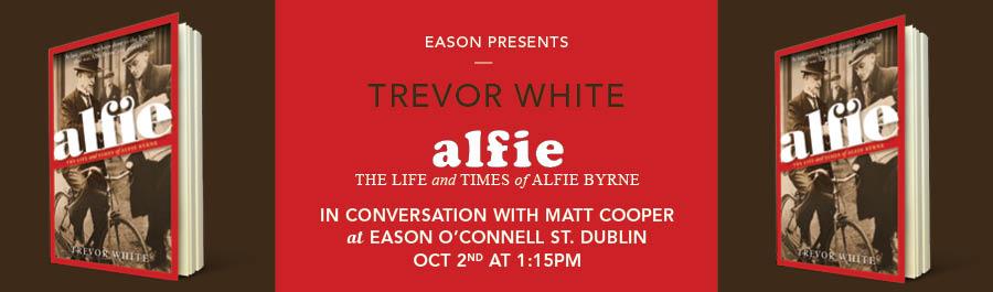 Eason Presents : Trevor White In Conversation with Matt Cooper