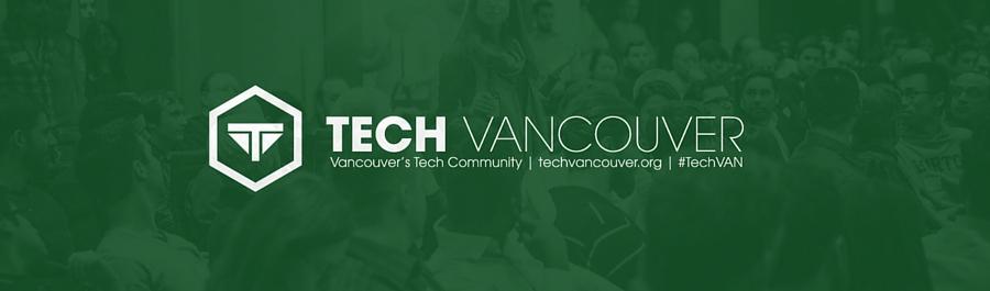 TechVancouver Meetup - November 8, 2017