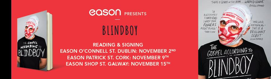 Eason Presents : Blindboy