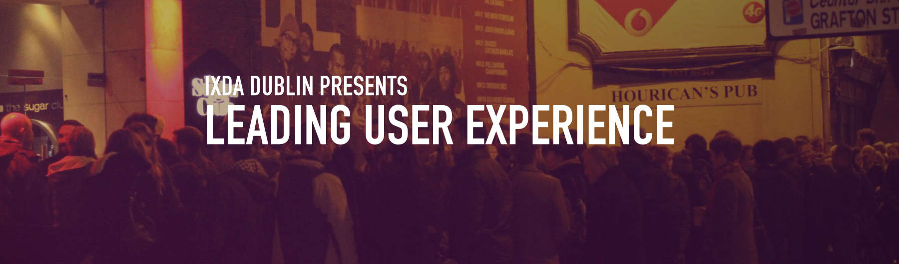 Leading User Experience