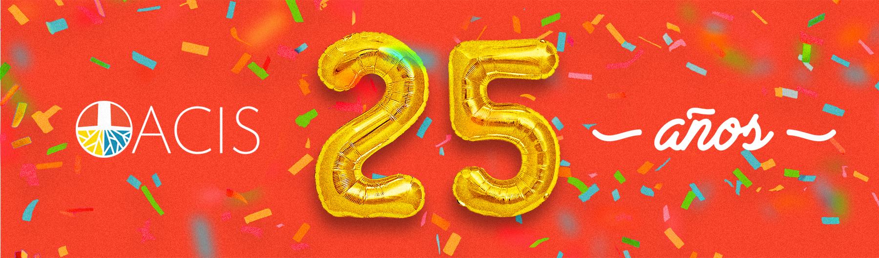 Celebración ACIS 25 años