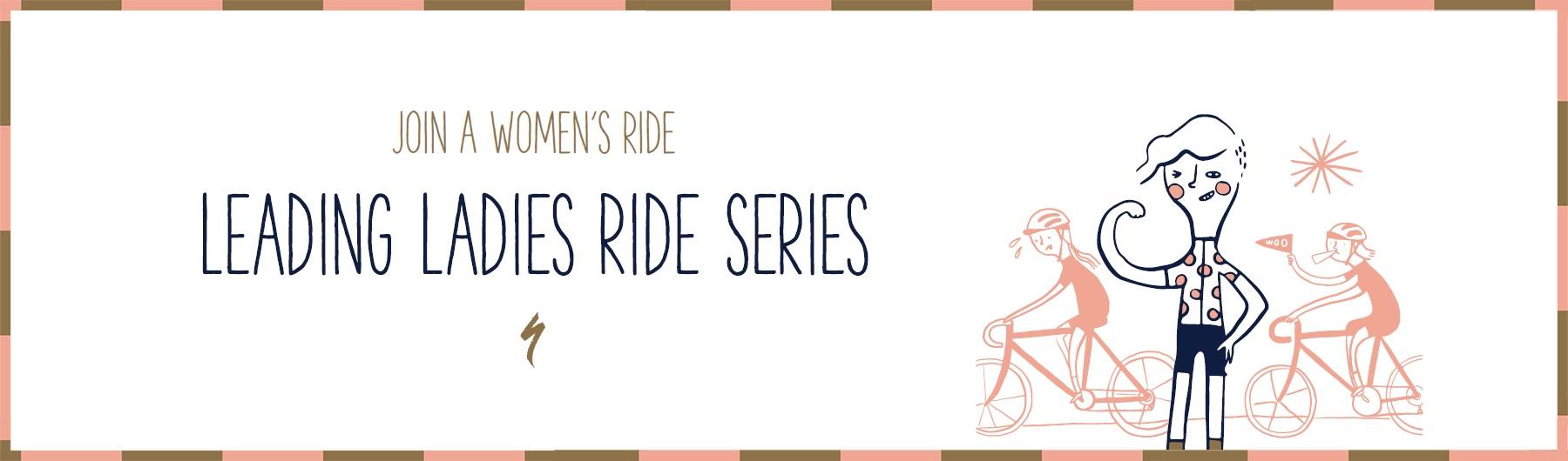 Specialized Femme - Évènements & Rides
