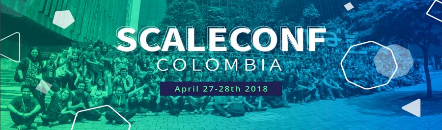 ScaleConf Colombia 2018