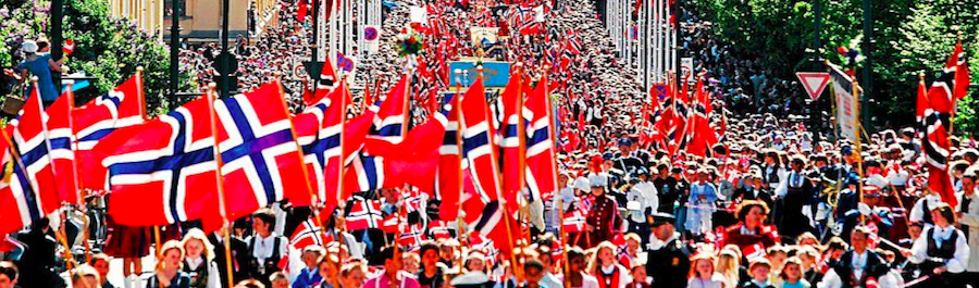 Norway Day - May 17!