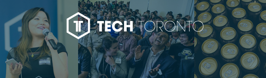 TechTO Meetup + Afterparty - April 16, 2018