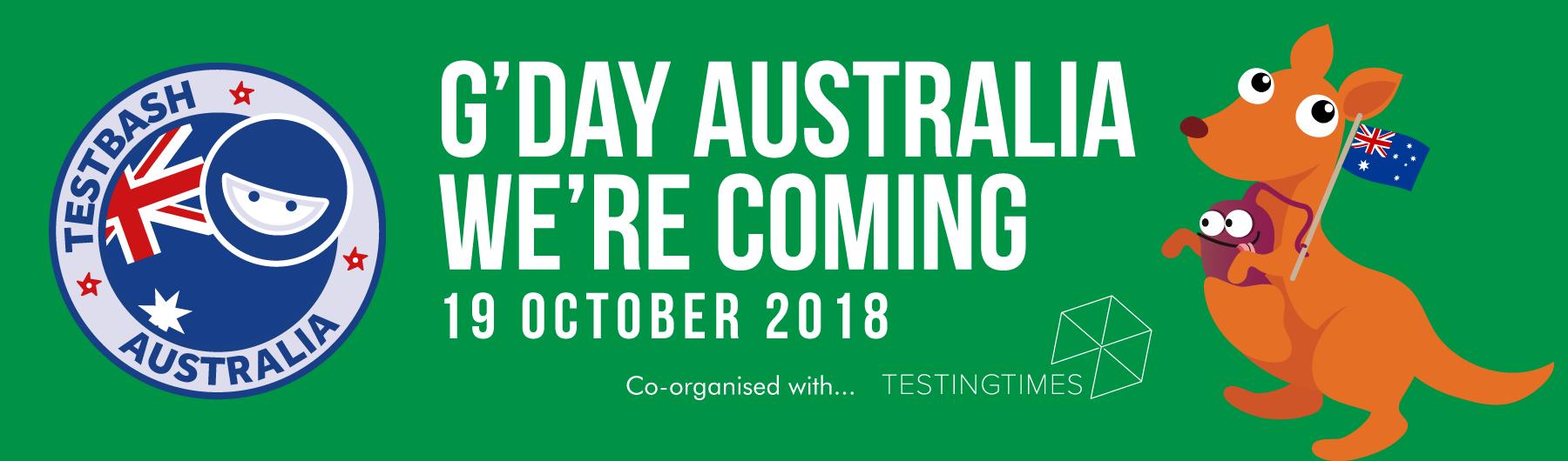 TestBash Australia 2018