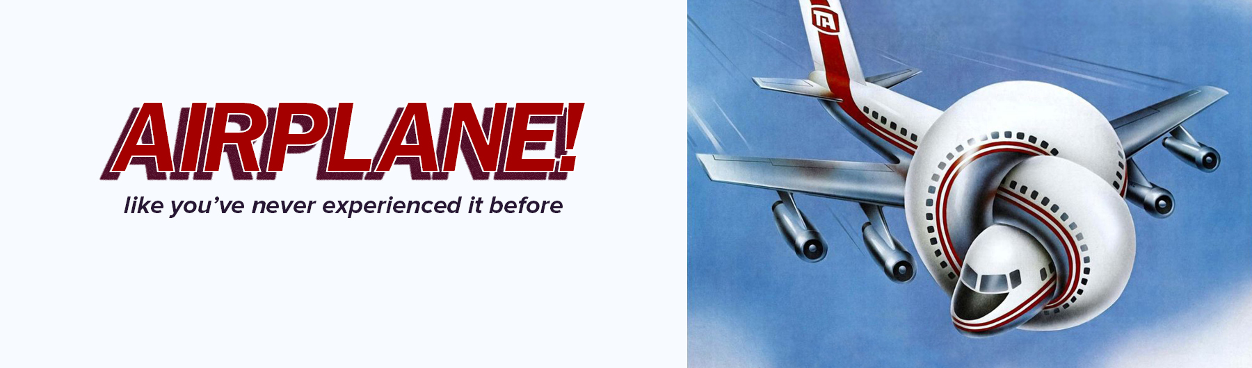 Spectacular Cinema Presents: Airplane!