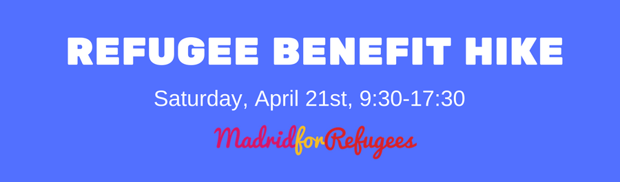 Refugee Benefit Hike- April 21st