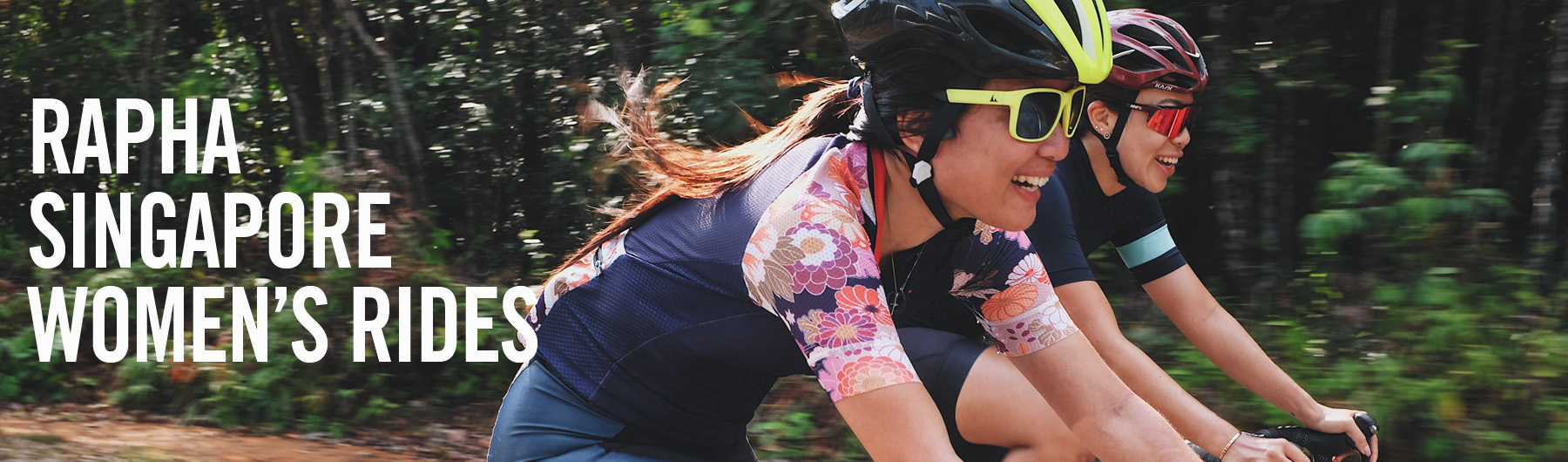 Rapha Singapore Monthly Women's Ride | 7.00am, 6 May 2018 | Macritchie Reservoir Drop Off