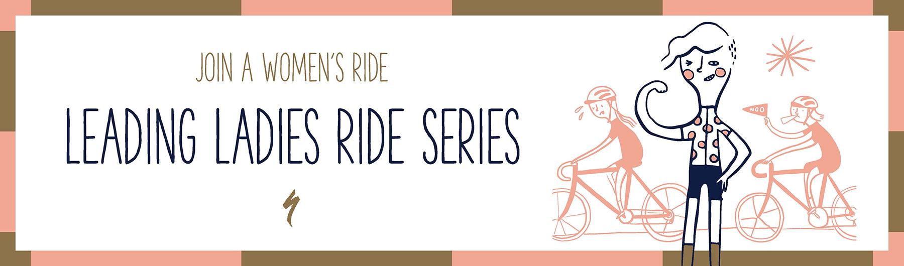 Worth It: Leading Ladies Ride Series USA