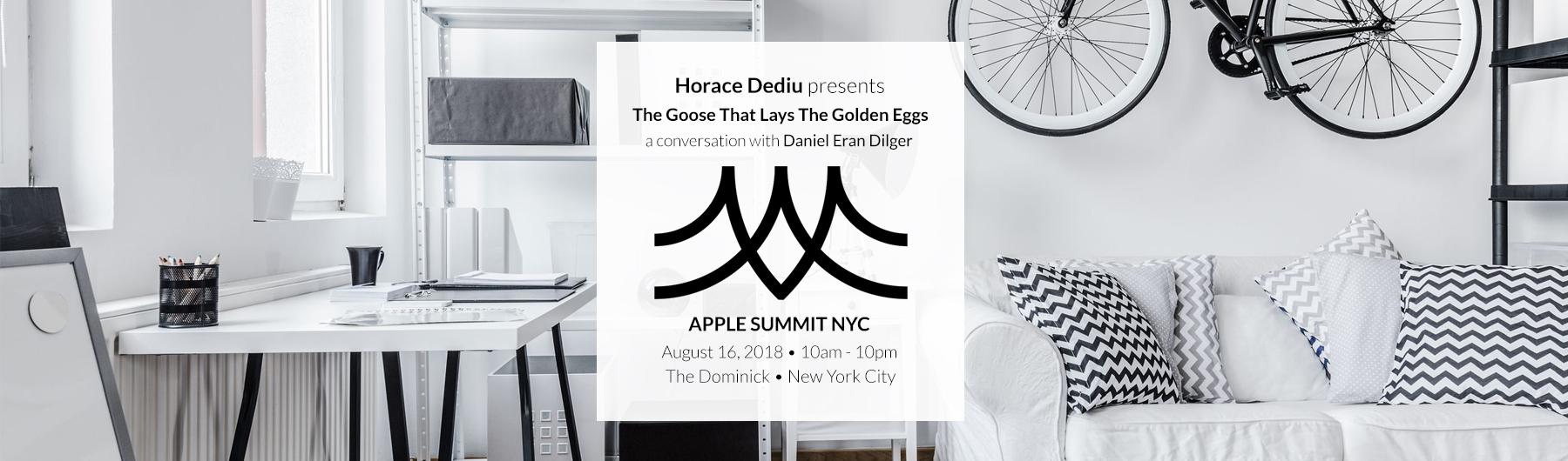  Apple Summit NYC