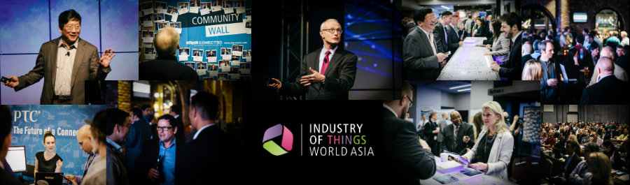 Industry of Things World Asia 2019