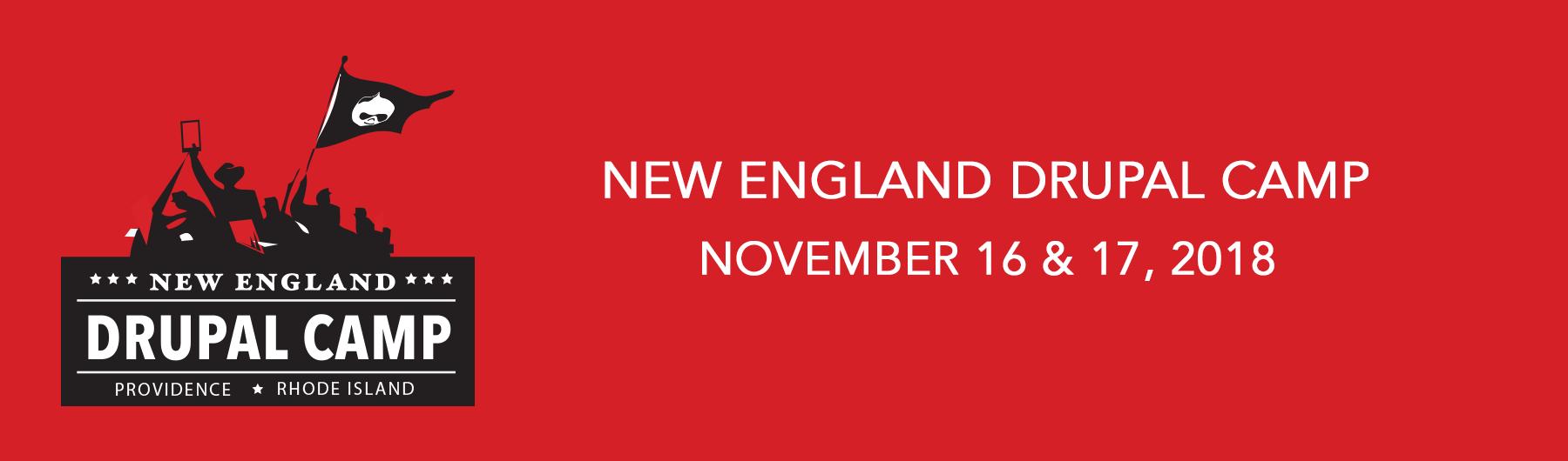 New England Drupal Camp Registration