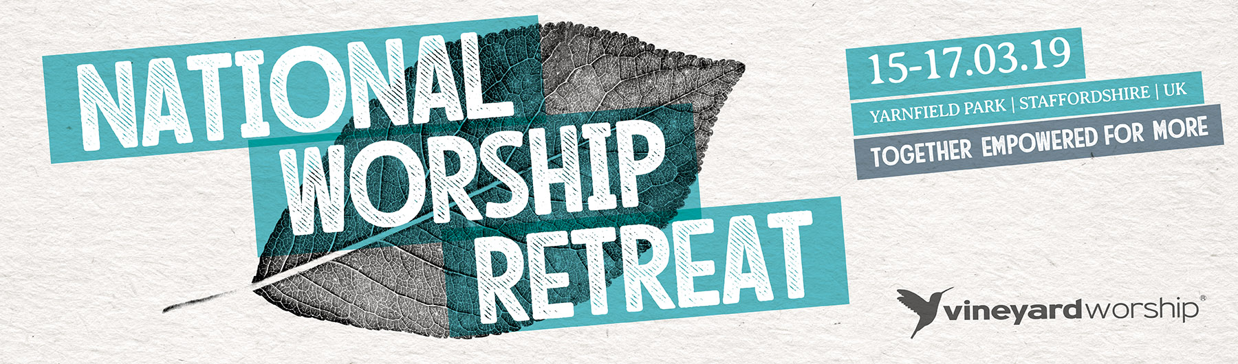 National Worship Retreat 2019