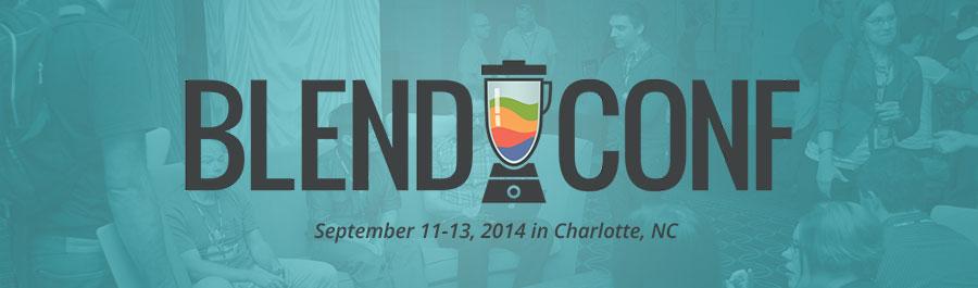 BlendConf 2014