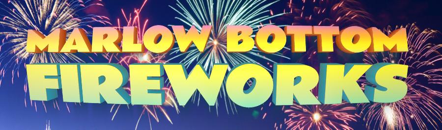 Marlow Bottom Fireworks 2018