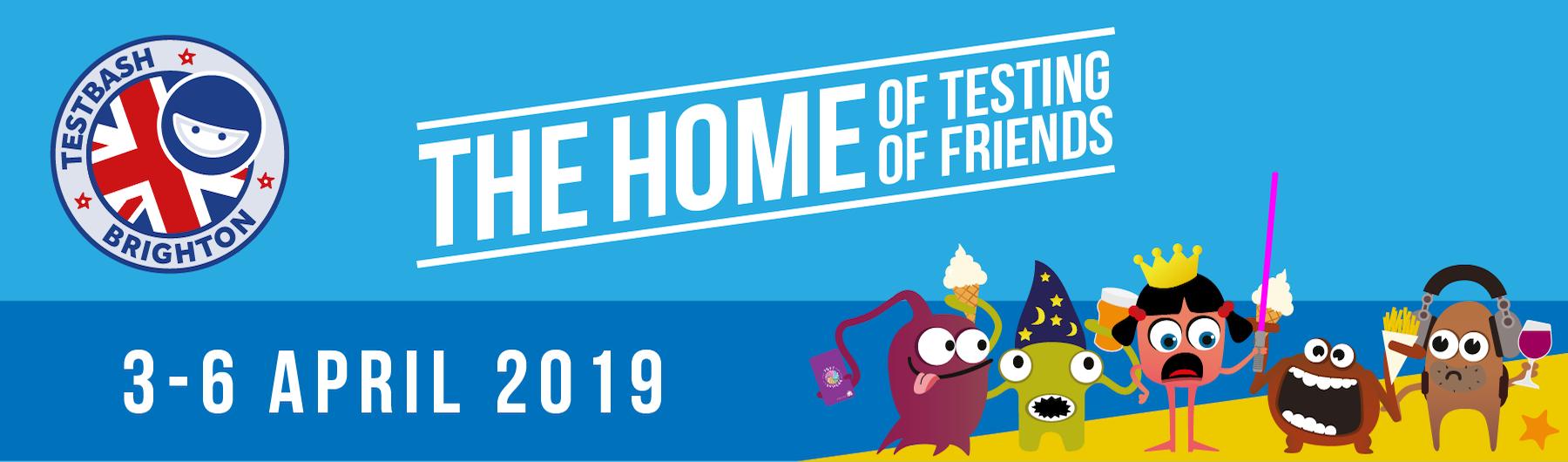 TestBash Brighton 2019