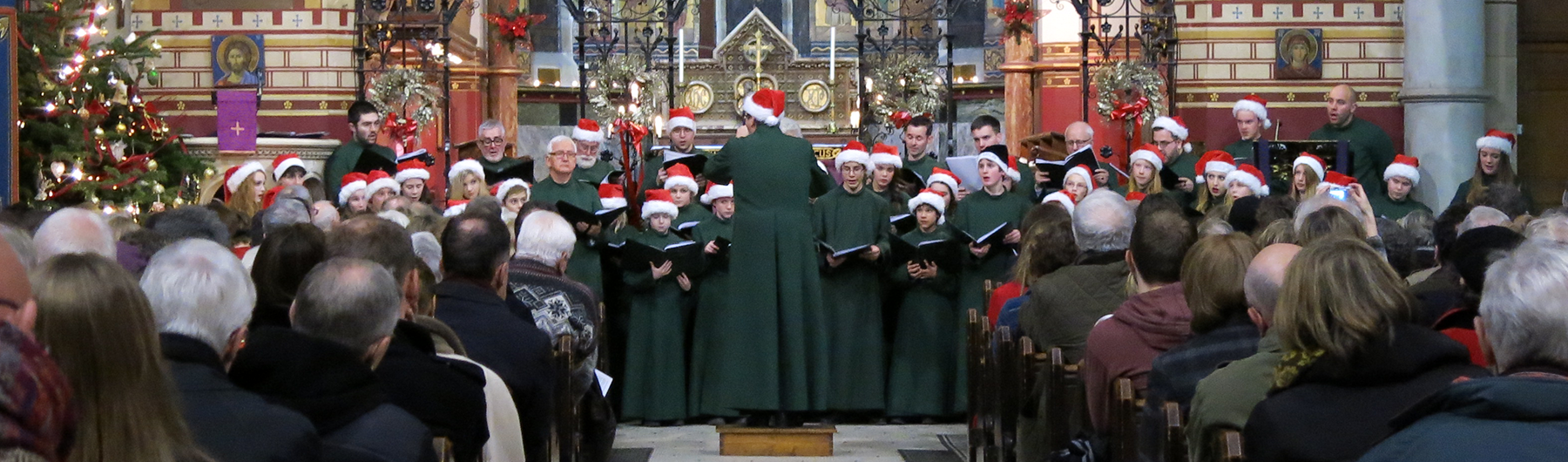 Carols and Festive Readings (9 December)