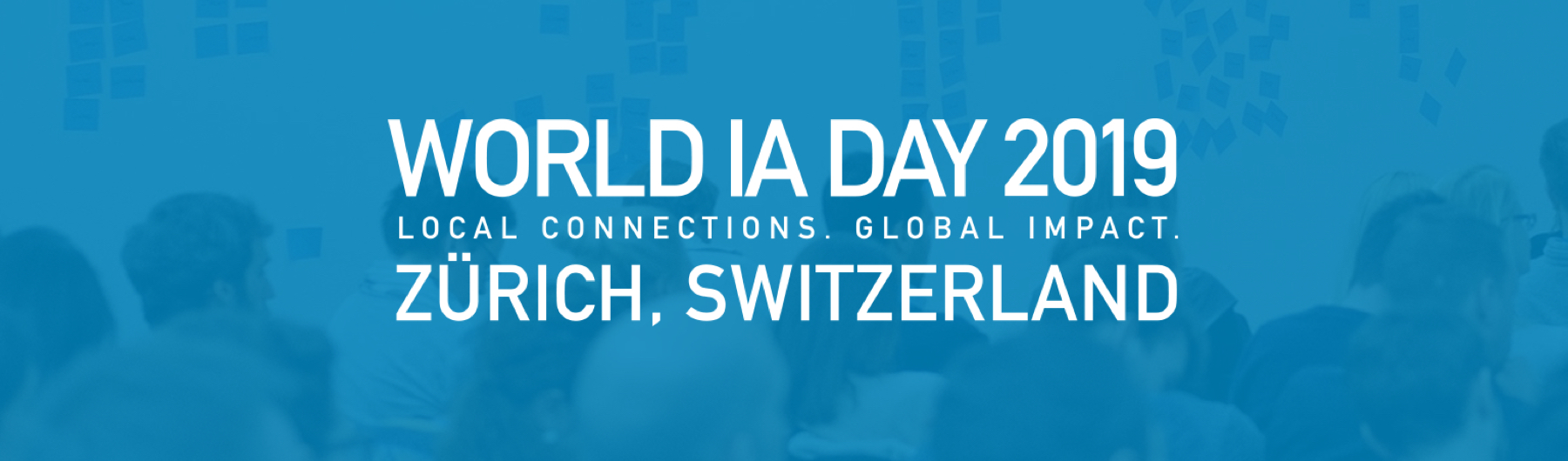 World IA Day Zürich 2019