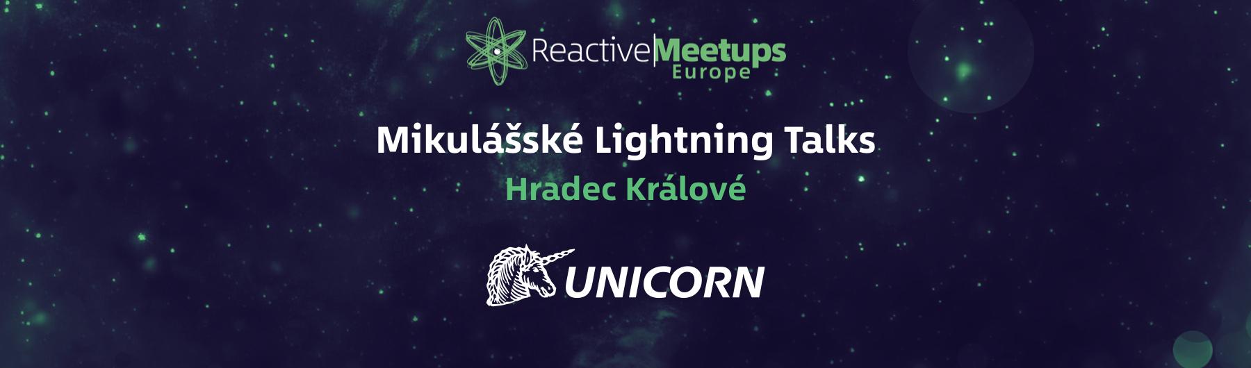 Mikulášské Lightning Talks - Hradec Králové