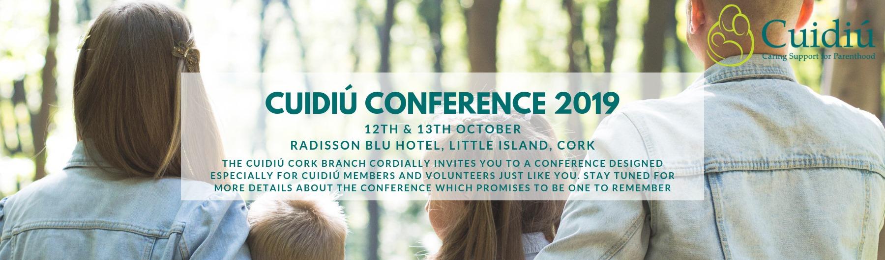 Cuidiú Conference 2019