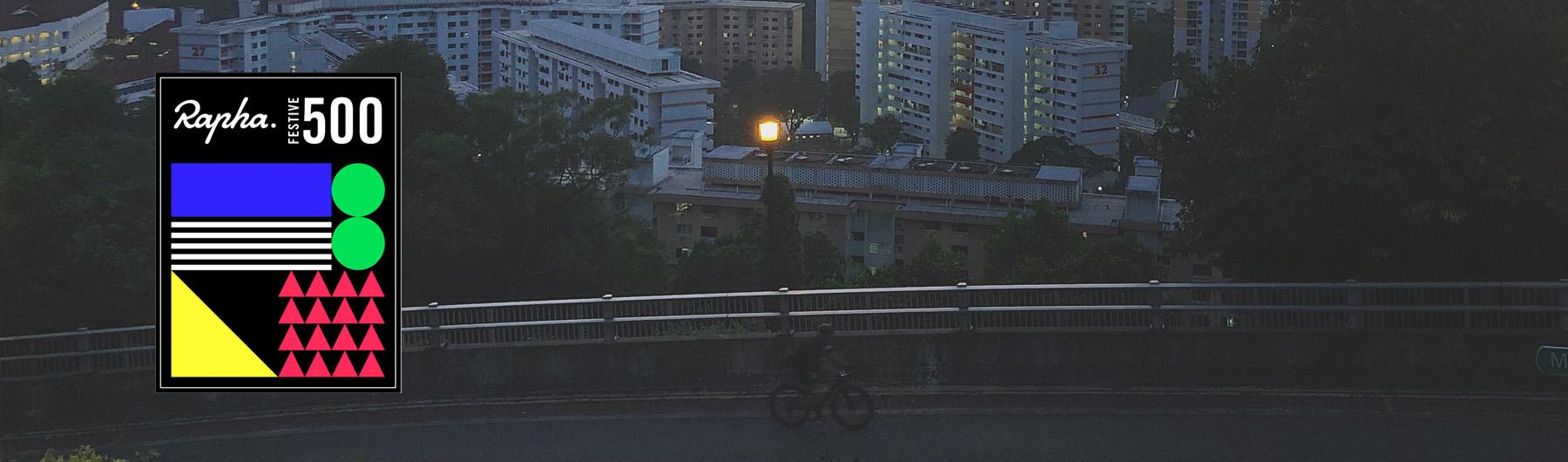 Rapha Singapore Festive 500 Ride 3 | 6.30am, Thursday 27th December | Athlete Lab
