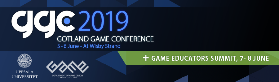 Gotland Game Conference 2019
